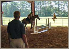 Melanie Smith Taylor - Southern Blues Equestrian Center